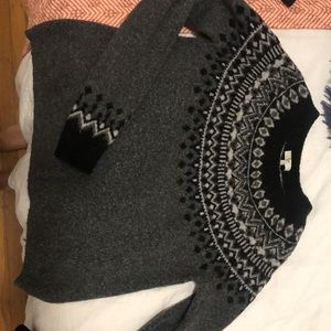 joie cozy sweater